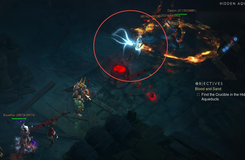 Diablo3 angel wings