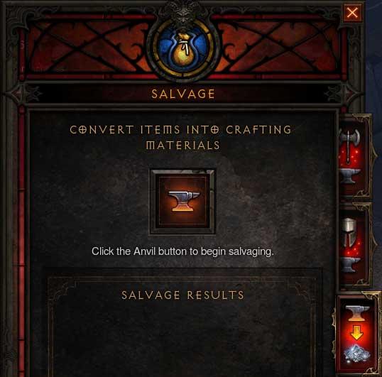 item salvage